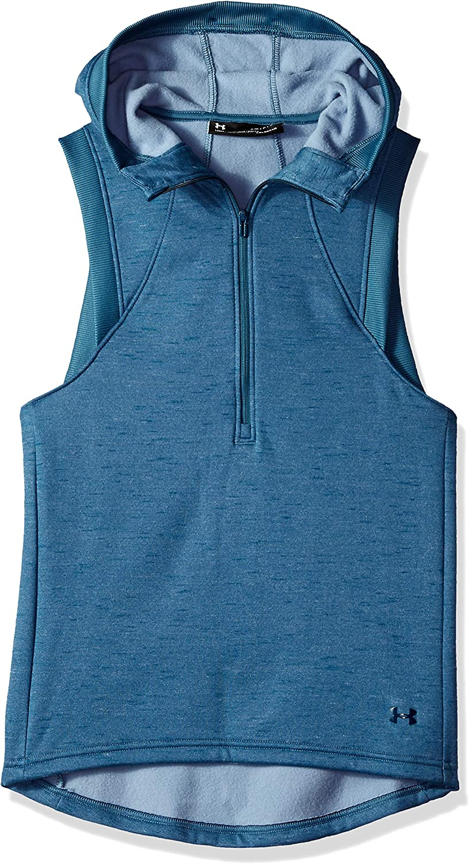 Under Armour Damen Womens Synthetic Fleece Vest Kapuzenpullover