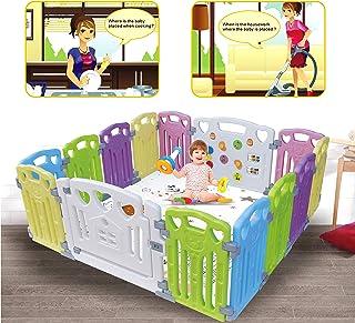 Baby Playpen - Centro de actividades para niños, juego de