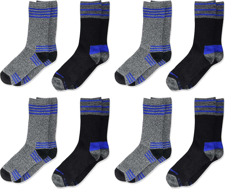 Hanes boys Outdoor Socks 4-pair Pack