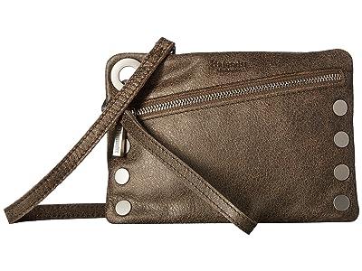 Hammitt Nash Small (Pewter/Brushed Silver) Handbags