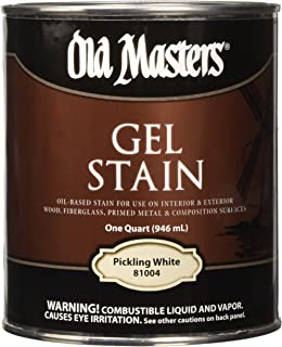OLD 81004 81004 Gel Stain, White
