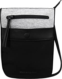 Sherpani Prima, Anti theft Travel Crossbody, and Shoulder Bag for Women with RFID