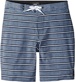 Vans Kids Rooftop Boardshorts (Little Kids/Big Kids)