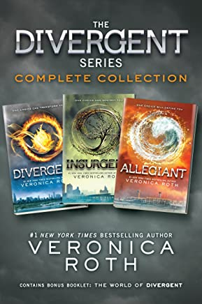 The Divergent Series Complete Collection: Divergent, Insurgent, Allegiant (English Edition)