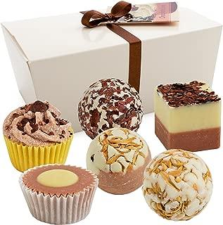 Best bomb cosmetics bath melts chocolate gift set Reviews