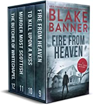 Dead Cold Mysteries Box Set #3: Books 9-12 (A Dead Cold Box Set)