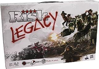 Avalon Hill / Wizards of the Coast A53010000 – brädspel, Risk Legacy, engelska