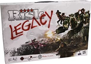 Wizards of the Coast Risk Legacy Boardgame