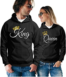 Matching Couple Hoodies - Cute Pullover Sweatshirts - His and Hers Outfits