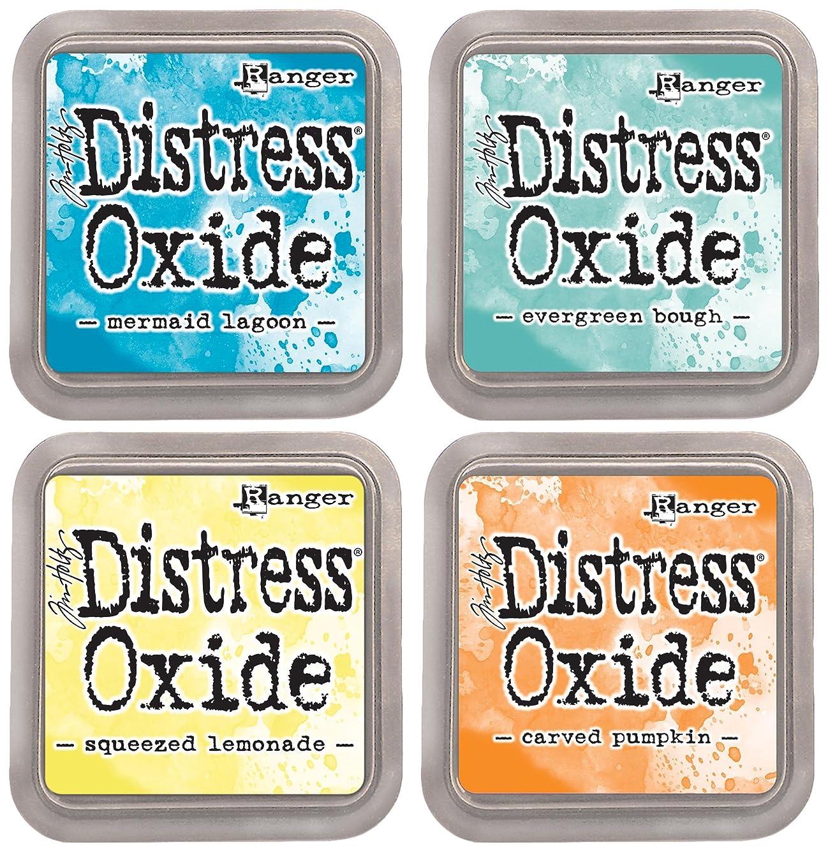 Tim Holtz Ranger Distress Oxide Ink Bundle B - Four 3
