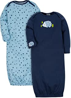 Baby Boys' 2-Pack Gown