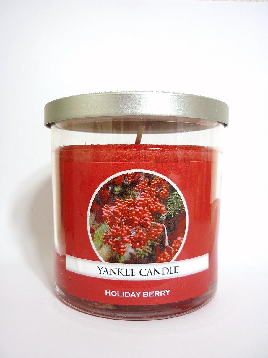モードフィクション偽造ヤンキーキャンドル アロマキャンドル ホリデーベリー YANKEE CANDLE 7oz Holiday Berry