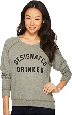Project Social T - Designated Drinker Sweatshirt