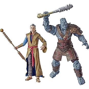 GRANDMASTER ONLY Marvel Legends Thor Ragnarok Korg 2-Pack 80 Years