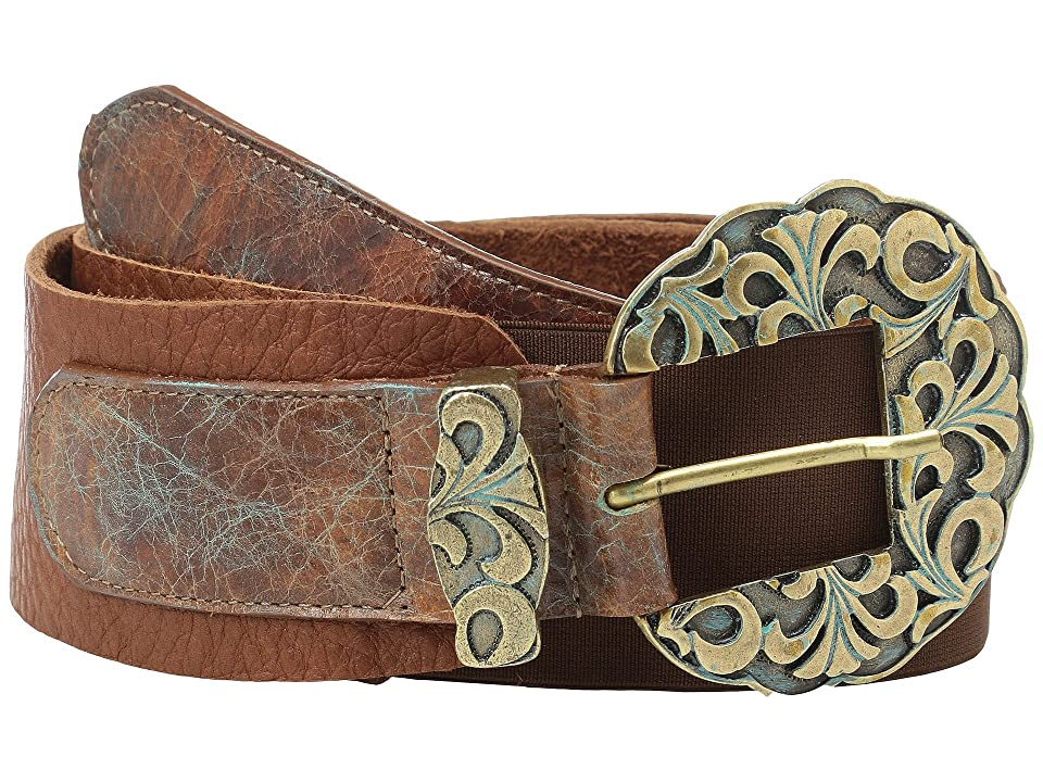Leatherock Barrie Belt (Tobacco) Women