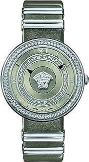 Versace - Reloj Analógico para Mujer de Cuarzo Suizo VLC120016