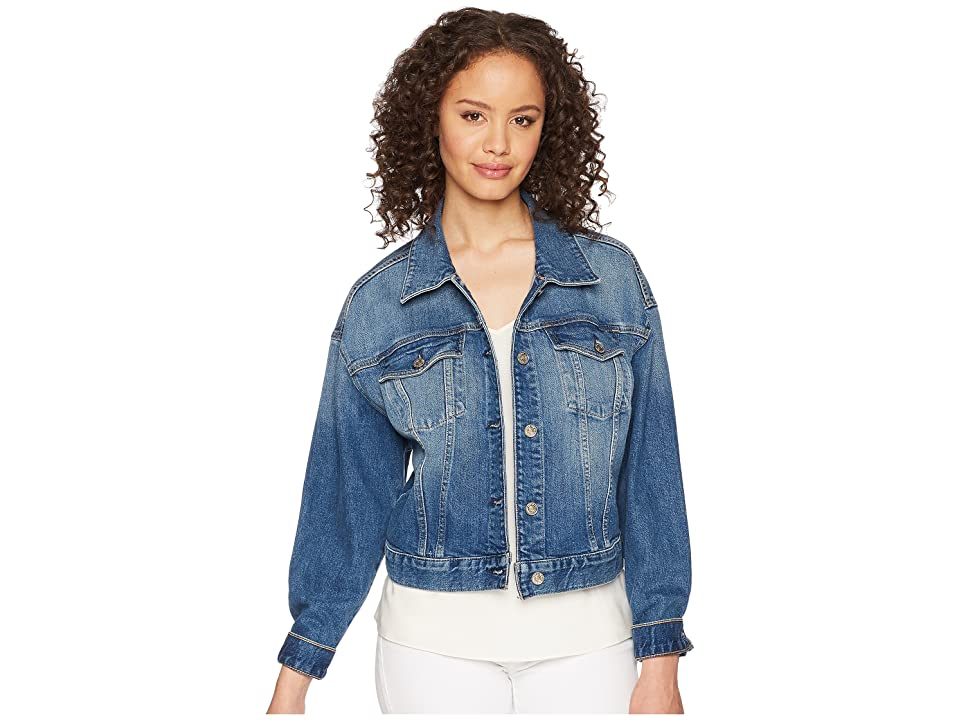 7 For All Mankind Bubble Jacket (Canyon Ranch 5) Women