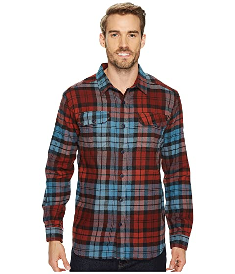 Flannel Columbia Shirt Flare III Gun™ Sleeve Long w7UUO8xqS