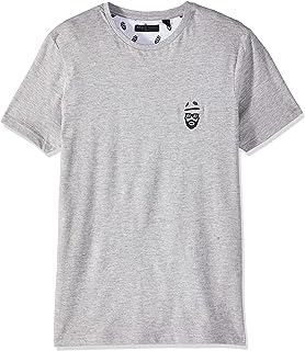 Brave Soul Men's MTS-149BASILISKX T-Shirt