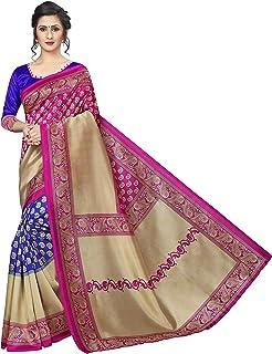 acda2daf0e J B Fashion Saree For Women Half Sarees Under 399 2019 Beautiful For Women  saree free size