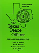 The Texas Peace Officer