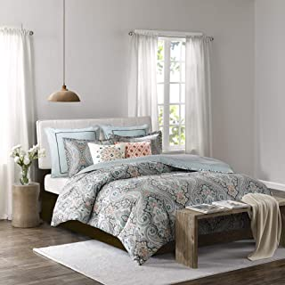 Best teal and coral duvet cover Reviews