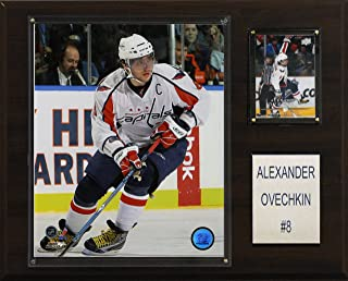 NHL Alex Ovechkin Washington Capitals Player Plaque