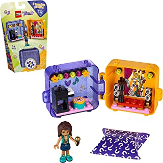 LEGO Friends 41400 Andrea's Play Cube Building Kit (49 Pieces)
