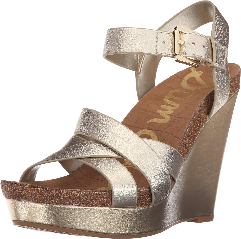 Sam Edelman Women's Nelson Wedge Sandal