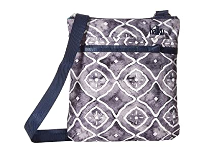 Haiku Revel (Geo Wash Print) Handbags