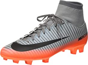 Nike Mercurial Victory VI CR7 DF FG (Grey/Orange)