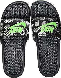 NIKE Benassi JDI Printed heren Slide sandaal.