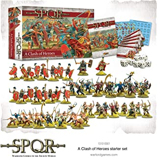 Warlord Games - SPQR: A Clash of Heroes Starter Set