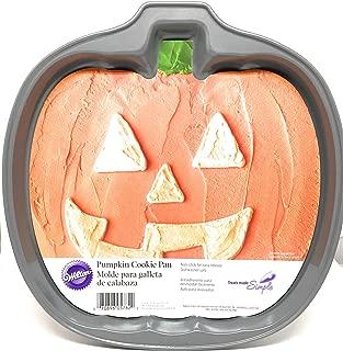 Wilton Heavyweight Halloween Pumpkin Cookie Pan