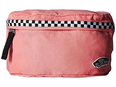 Vans Burma Fanny Pack (Strawberry Pink/Microcheck) Wallet