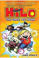 Hilo Book 3: The Great Big Boom 図書館