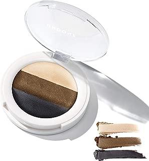 3-in-1 Cream Eye Palette. Highlighter/Primer, Eyeshadow & Liner. Castor Oil for Nourishing – UNDONE BEAUTY 3-in-1 Eye Palette. Long wear Base, High Pigment Shadow & Liner. Smokey Eye. ROYALTY