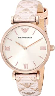 Emporio Armani Womens Dress Watch