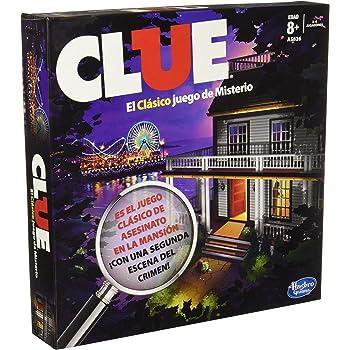 Hasbro Gaming Juego Clue
