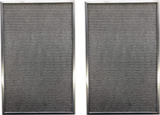 Replacement Aluminum Pre/Post Filter- 13 X 16 X 1/4 - Compatible with Emerson/White-Rodgers/Electro-Air Models Electro-AIR SST SST1400, SST14, 14C26S-, 14C27S- - (2-Pack)