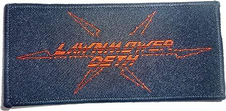 Lawnmower Deth - Logo Woven Patch