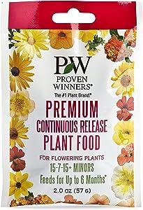 Proven Winners FER2OZPAKHF Packet Time Release Fertilizer, 2 oz