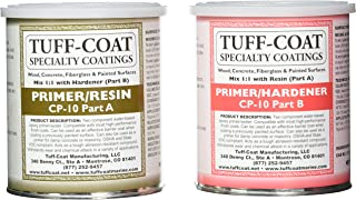 TUFF Coat CP-10 1 Quart Primer Kit