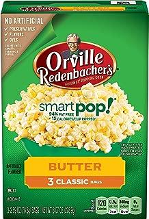 Best orville popcorn calories Reviews