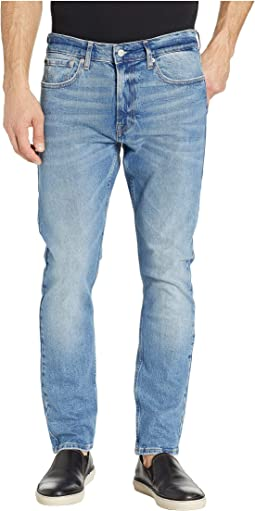 Athletic Taper Fit Jeans in Z Blue