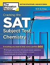 بدون تشققات Sat اختبار الموضوع في الكيميائي ، الإصدار السادس عشر: كل ما احتجت إلى المساعدة تسجل هدية مثالية 800(College اختبار التحضير)