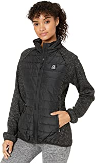 Reebok Womens Fleece Jacket Fleece Jacket