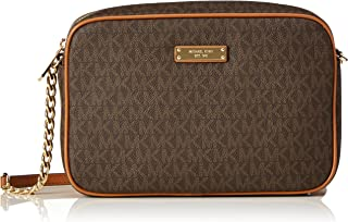 Michael Kors Women's Jet Set Large Crossbody Bag