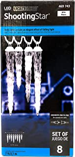 Best Gemmy Shooting Star Icicle Lights Of 2019 Top Rated