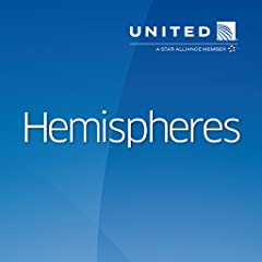 Free digital versions of United Airlines Hemispheres magazine Embedded video content Live links and email